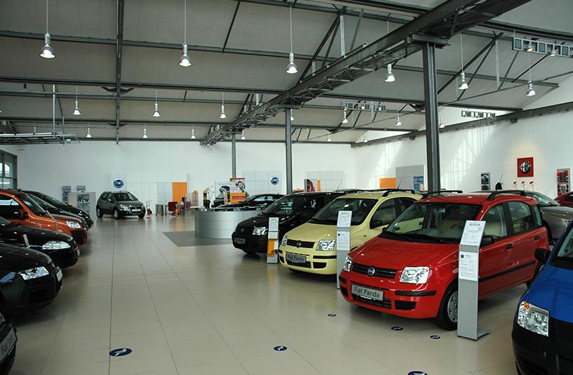 Italo Motors - Showroom