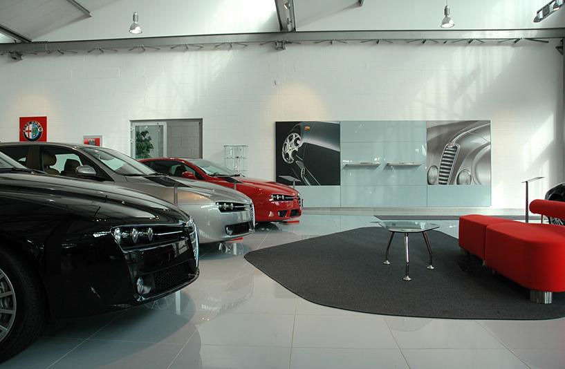Italo Motors - Details