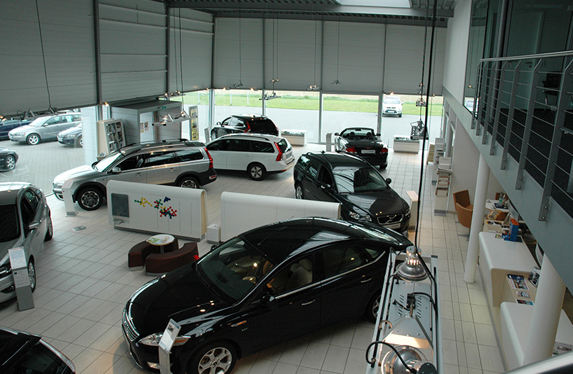 Autohaus Köster - Showroom