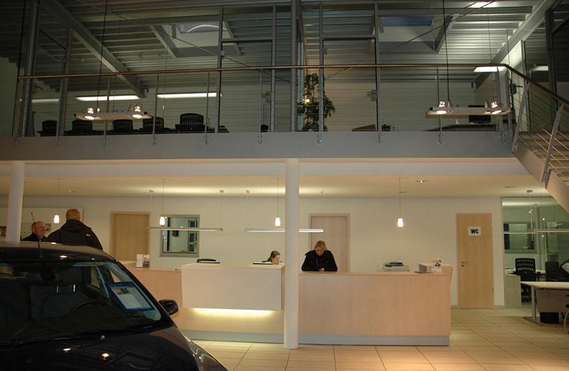 Autohaus Köster - Rezeption