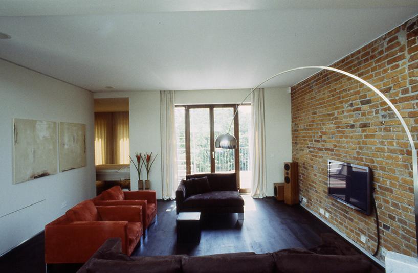 Kreftingstraße - Wohnzimmer