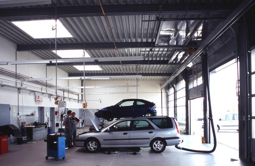 Renault Krügel – Werkstatt