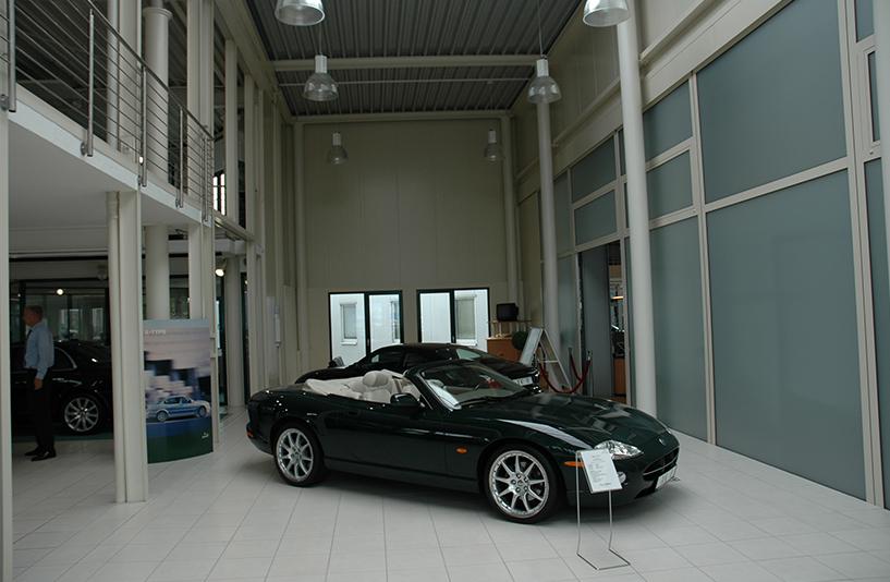 Autohaus Coenen - Präsentationsräume