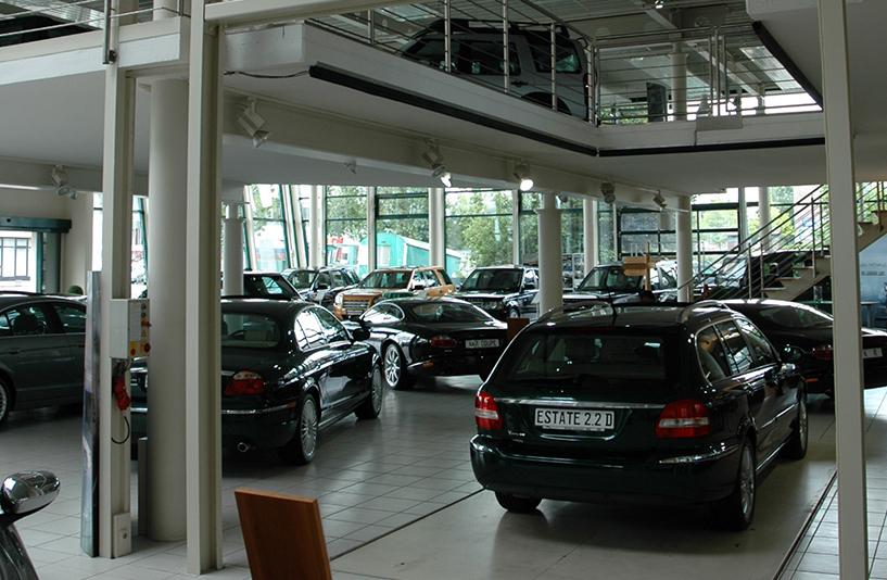 Autohaus Coenen - Showroom