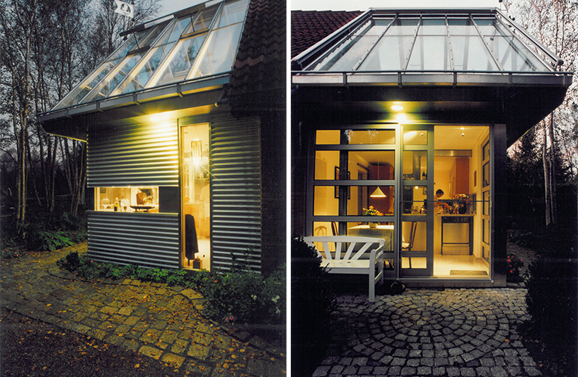 Wohnhaus W - Wohnraumbeleuchtung