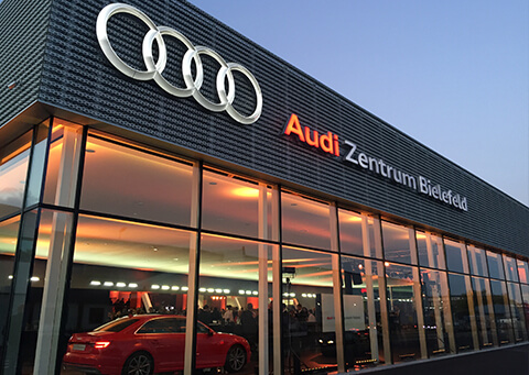Audi Zentrum Bielefeld