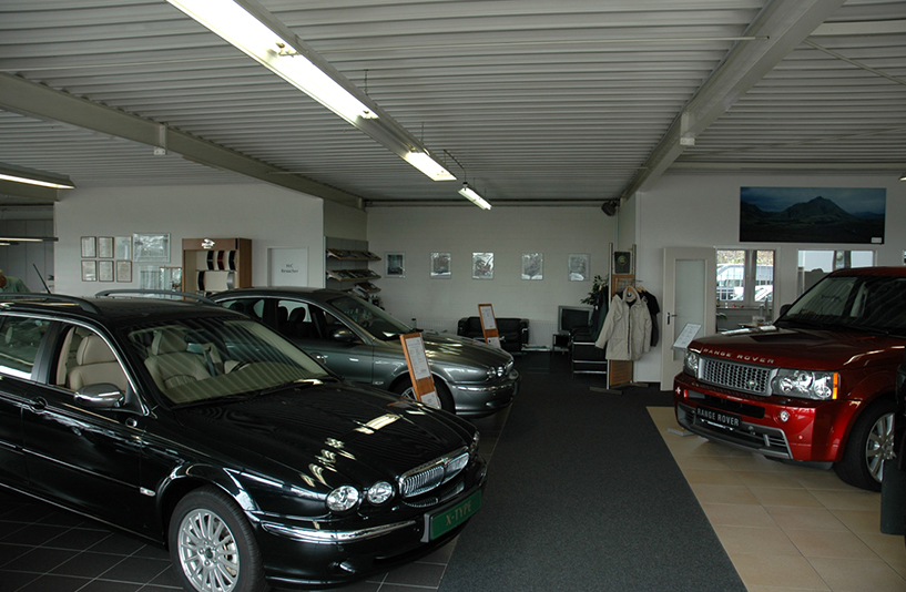 Autohaus Anders - Showroom