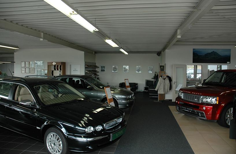 Autohaus Anders - Showroom