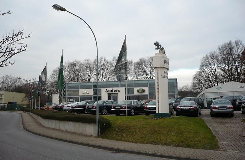 Autohaus Anders - Gesamtansicht