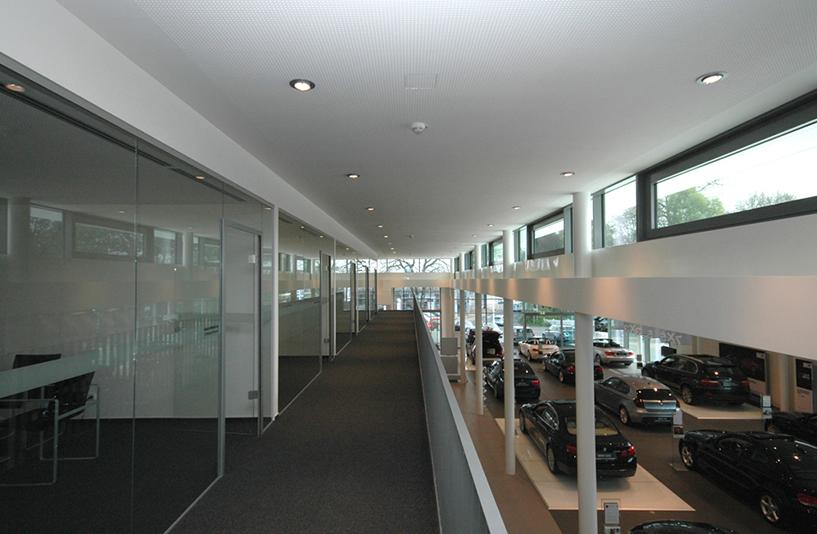 Autohaus May & Olde - Gesprächsräume