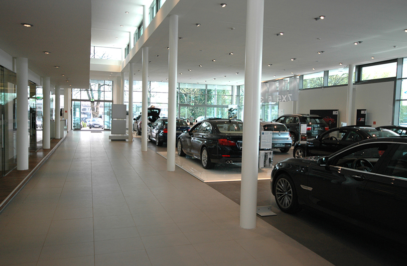 Autohaus May & Olde - Showroom
