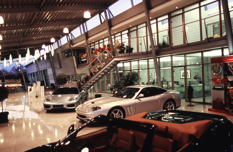 Autohaus Wendelstein - Showroom