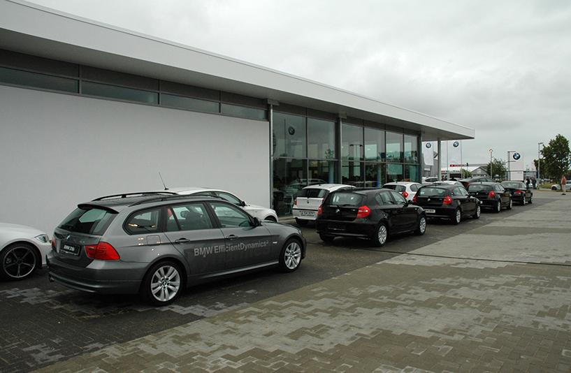 Autohaus Bauer - Verkaufsautos