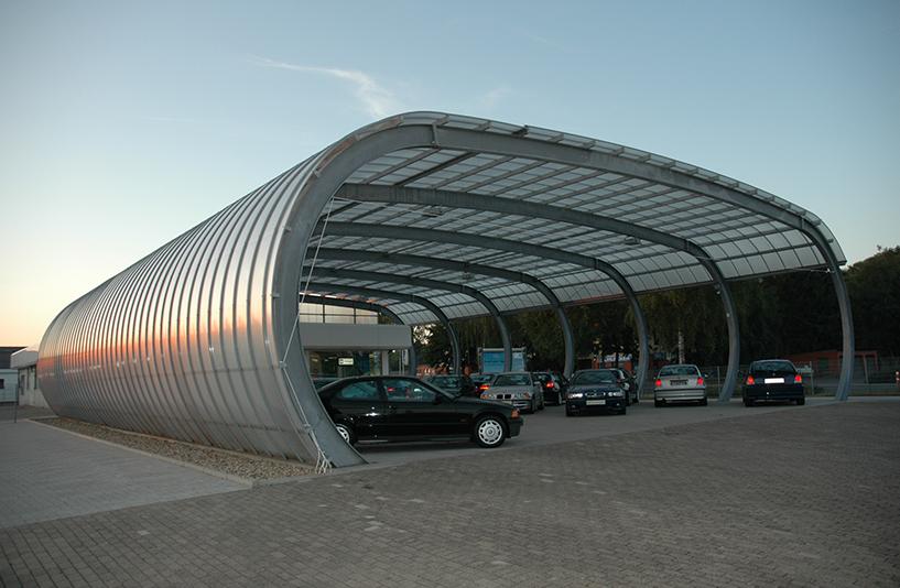 BMW Brinkmann - Außenansicht