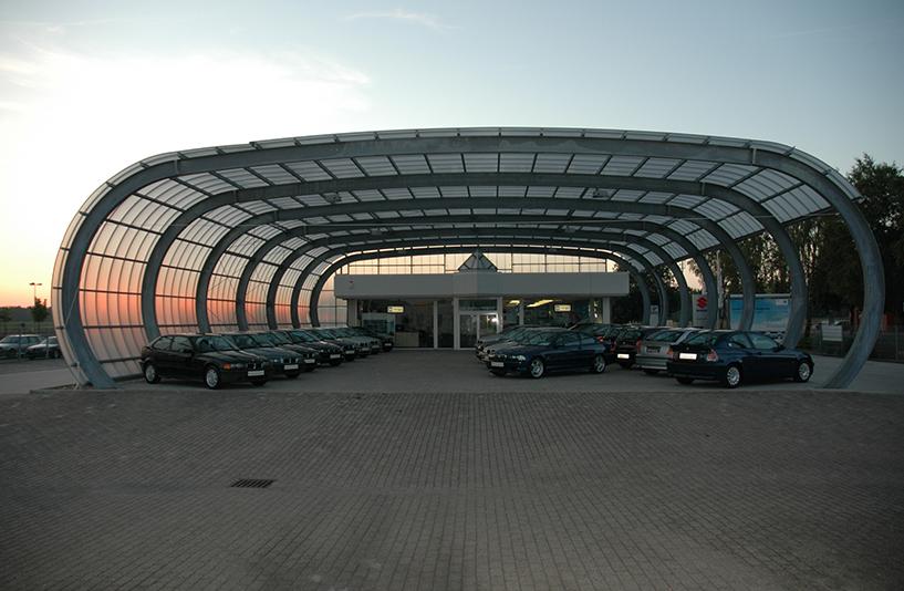 BMW Brinkmann - Frontansicht