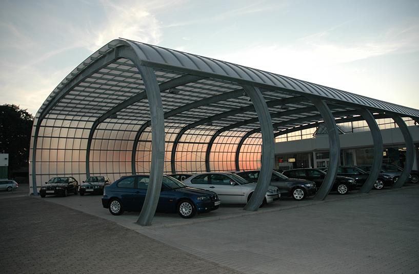 BMW Brinkmann - Seitenansicht