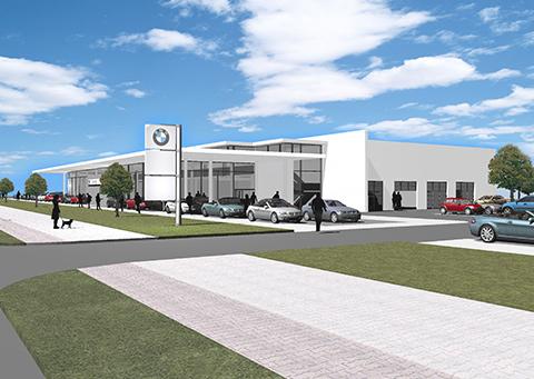 BMW Trudering