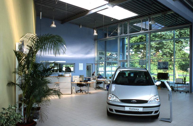 Autohaus Brinkmann - Verwaltungsbereich