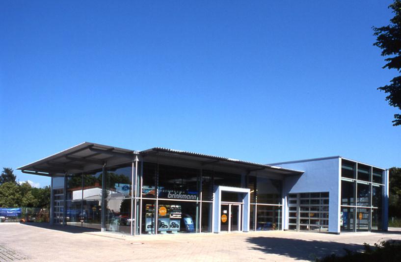 Autohaus Brinkmann - Gesamtansicht