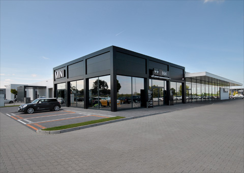 Autohaus B&K Detmold