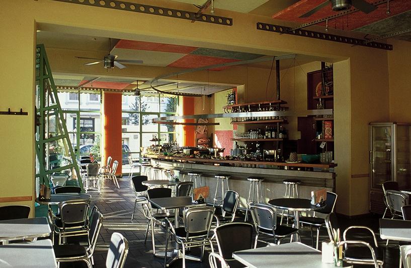 Café Wolf - Bar