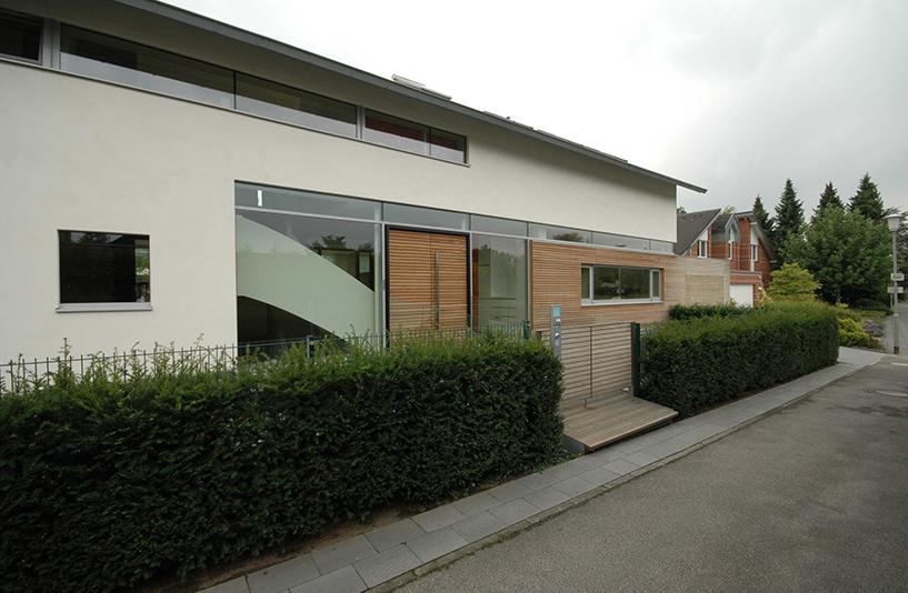 Wohnhaus Coenen – Außenansicht