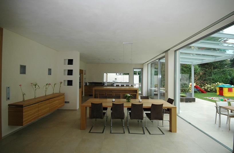 Wohnhaus Coenen – Wohnbereich