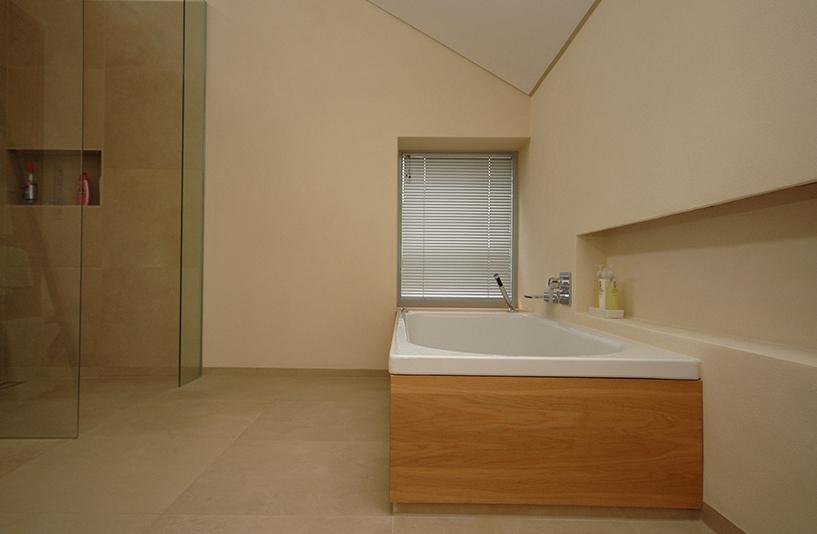 Wohnhaus Coenen – Badezimmer