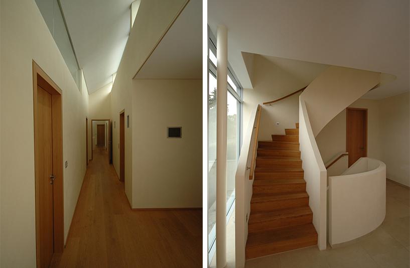 Wohnhaus Coenen – Innenraum