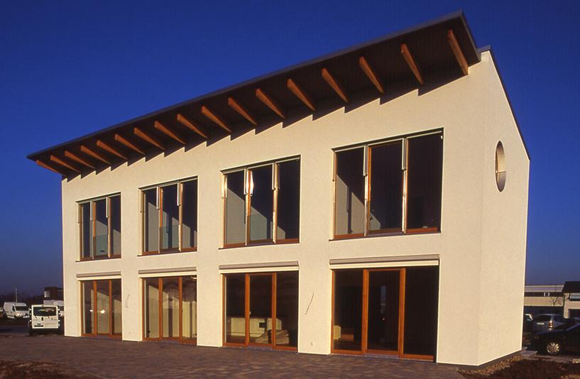Wohnhaus K - Fensterfront