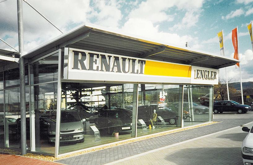 Renault Engler – Außenansicht