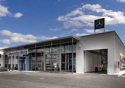 Mercedes-Benz NFZ-Zentrum Aachen