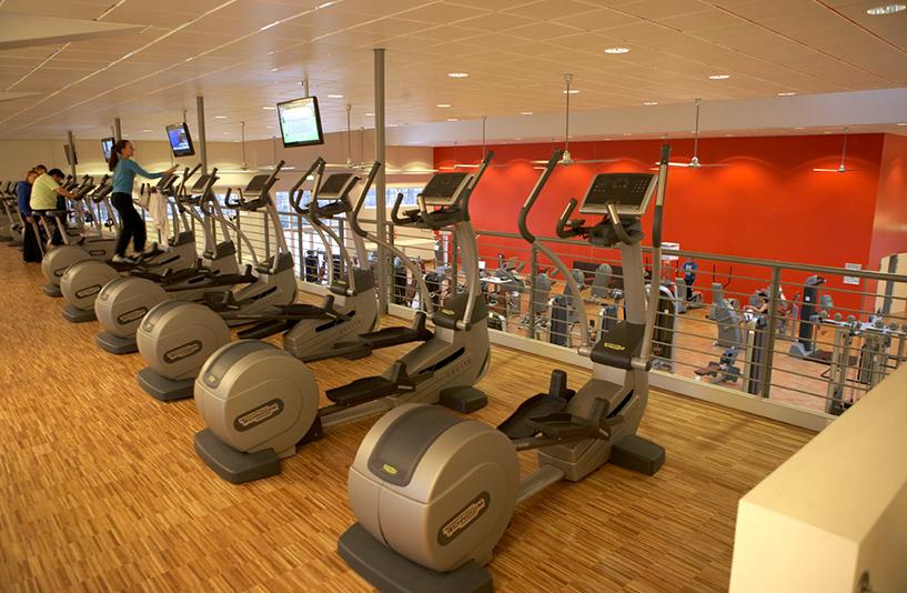 Fitness Park Horn - Cardiobereich