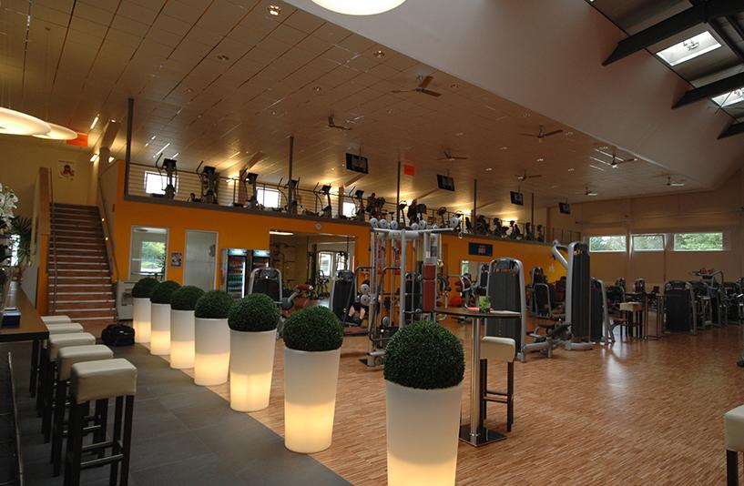 Fitness Park Horn - Trainingsbereich