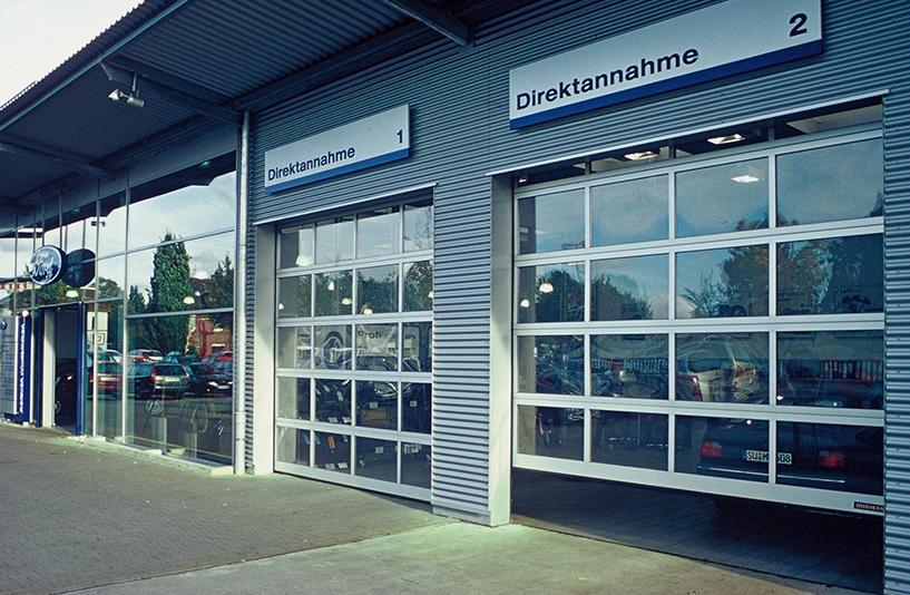 Autohaus Schiffmann - Direktannahme