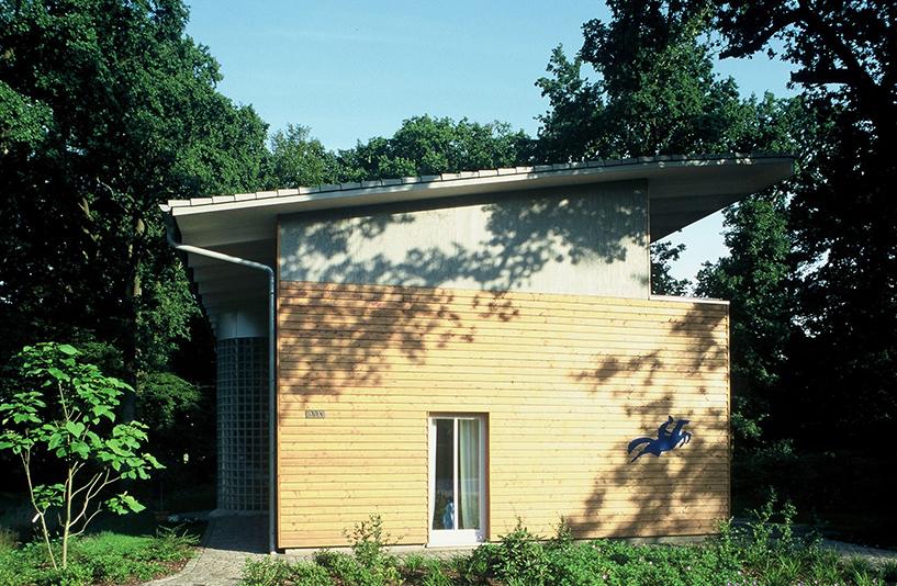 Haus H - Seitenansicht