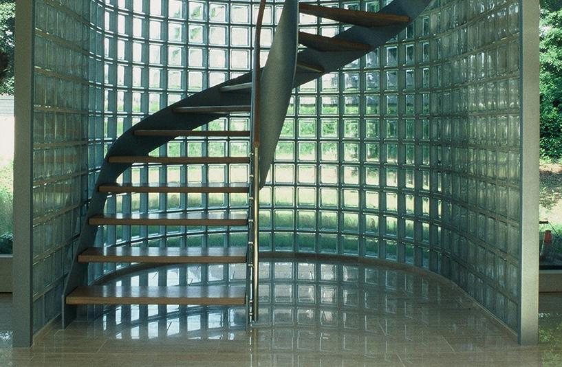 Haus H - Treppenaufgang