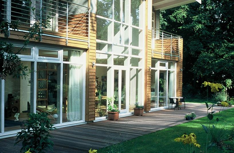 Haus H - Terrasse