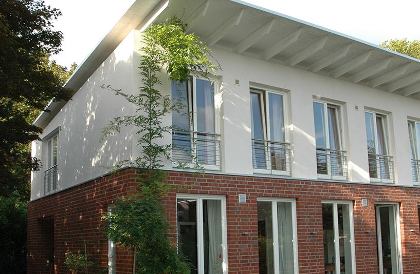Haus J - Detailansicht