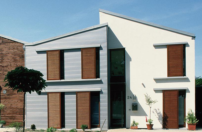 Wohnhaus K+W - Einzelansicht