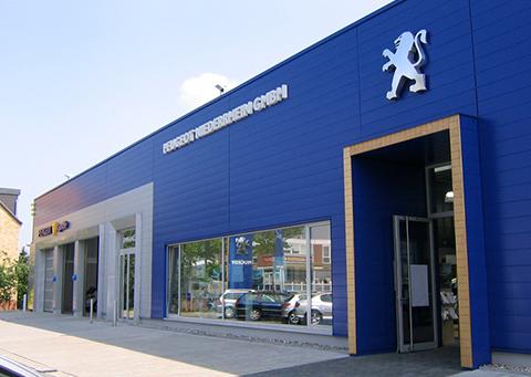 Peugeot Westfalen