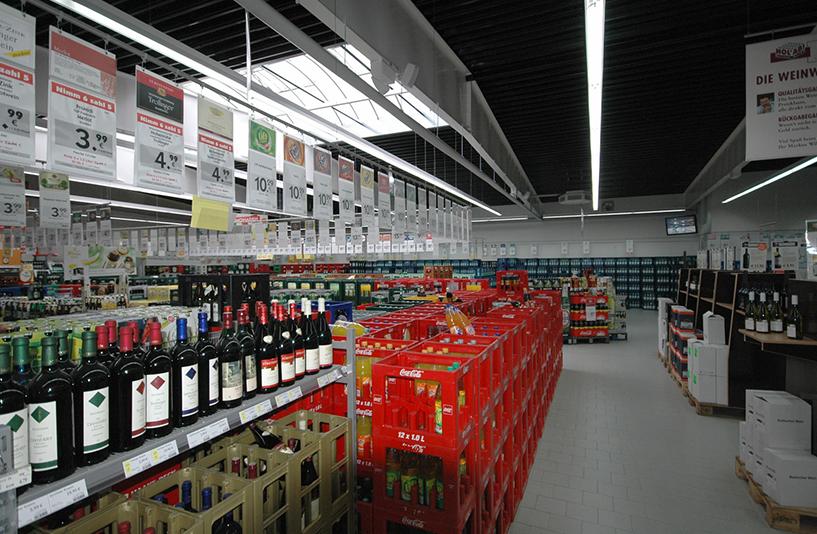 Hol ab Markt - Verkaufsräume