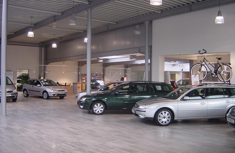 Autohaus Lehmann - Showroom