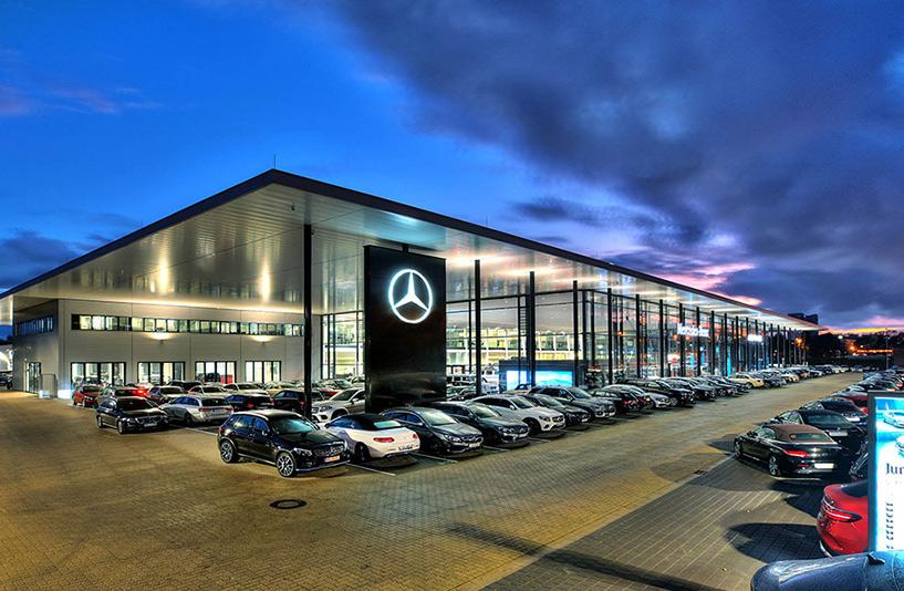 Mercedes-Benz NDL Bremern (Weser-Ems)