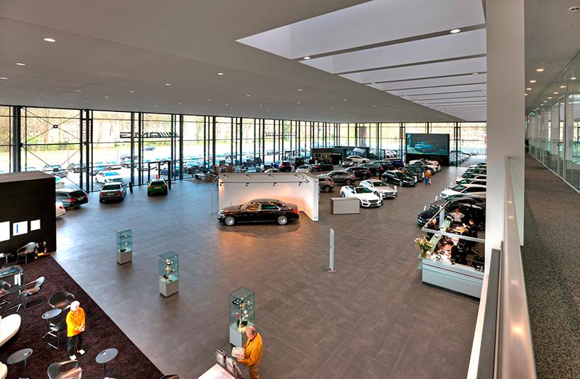 Mercedes Benz Bremen – Galerie