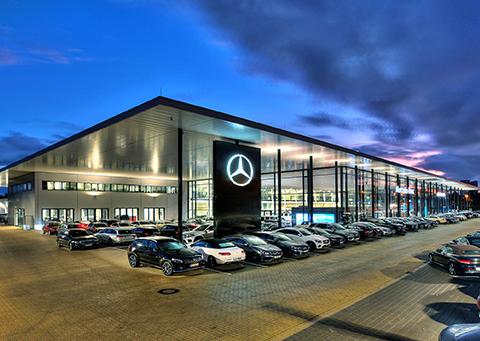 Mercedes-Benz NDL Bremen (Weser-Ems)