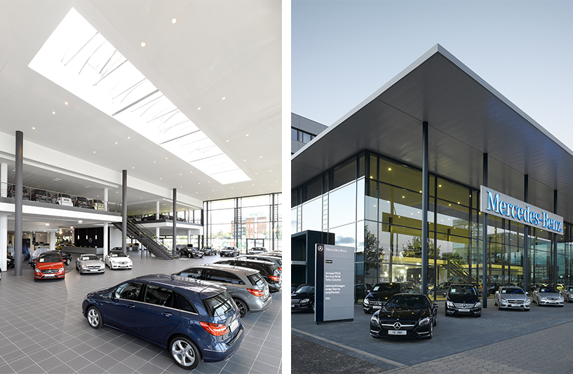 Mercedes-Benz NDL Hamburg
