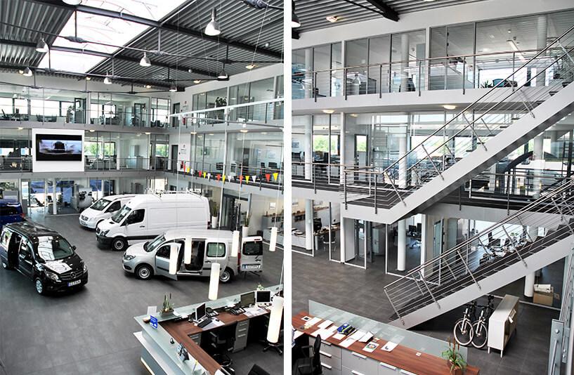 Mercedes-Benz NFZ-Zentrum Weser-Ems – Details