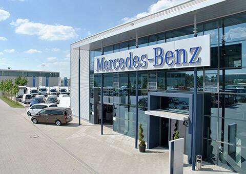 Mercedes-Benz NFZ-Zentrum Weser-Ems