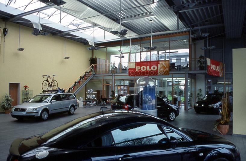 VW Meier - Innenansicht